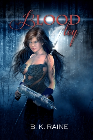 Blood Toy e-book